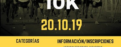 XX CARRERA POPULAR DE DAGANZO 20.10.2019